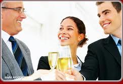 Tinuta pentru petrecerile de firma