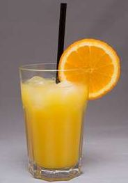 Cocktail de portocale si grapefruit