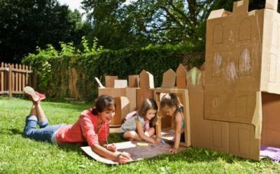 Vezi cum poti incuraja creativitatea copilului tau