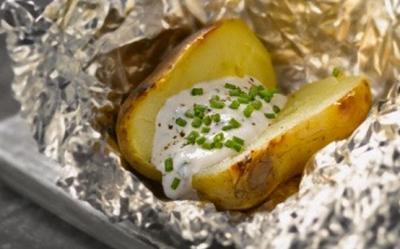 Cartofi cu ardei si branza de vaci