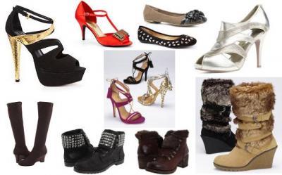 Pantofii potriviti pentru Revelionul 2011-2012