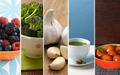 Alimentele cele mai bogate in antioxidanti
