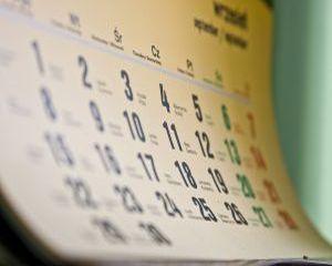 Vacanta prelungita de Paste: 2 si 3 mai vor fi zile libere