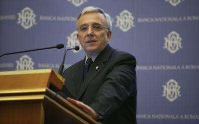 Mugur Isarescu - Romania este intr-o oarecare masura supraindatorata la nivelul creditelor de consum