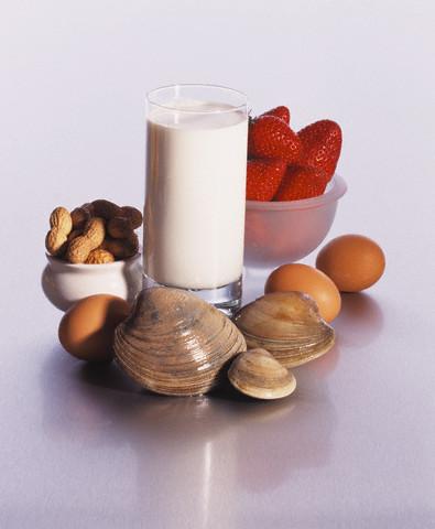 Alergiile la alimente sunt in crestere