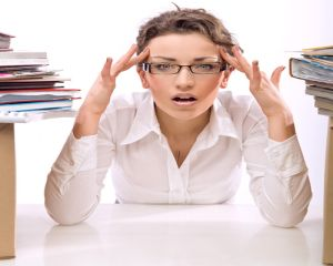 Stresul la birou: Cum stii ca tu esti cauza