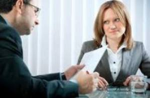 Interviu de angajare - punerea in scena