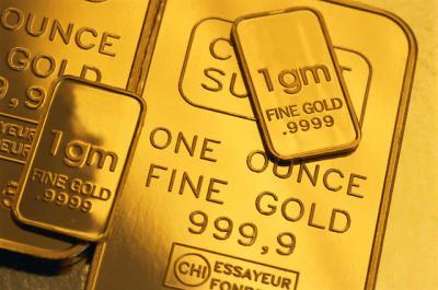 Pretul aurului, cel mai mic nivel din ultimele 18 luni