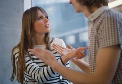 Tactici pentru a ramane calma intr-o cearta cu iubitul