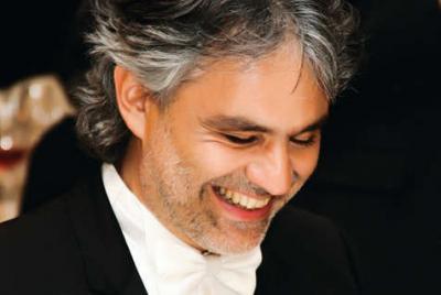 Andrea Bocelli va canta in premiera la Bucuresti. Vezi cat costa biletele!