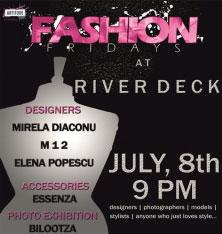 Fashion Days, pe terasa River Bank, Timisoara