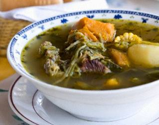 Supa din carne de vaca