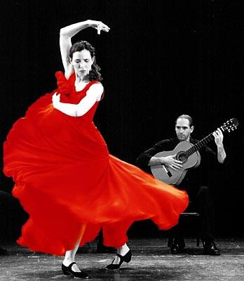 Festivalul de Flamenco la a doua editie