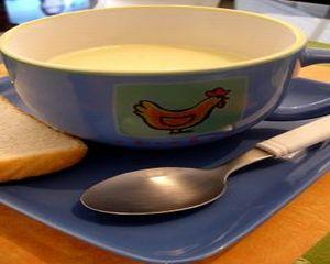 Reteta zilei: Supa crema de telina
