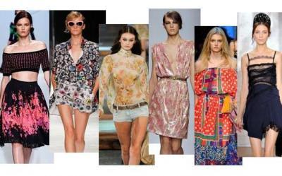Tendinte in moda: ce se poarta in primavara-vara 2012 (1)