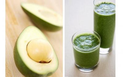 Cura de detoxifiere cu smoothie verde