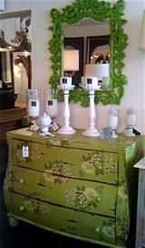 Decoratiuni interioare in verde