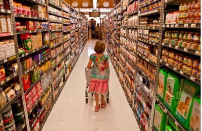 Cat de usor e sa pari un nebun in supermarket