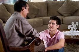 Rolul tatalui fata de fiul adolescent
