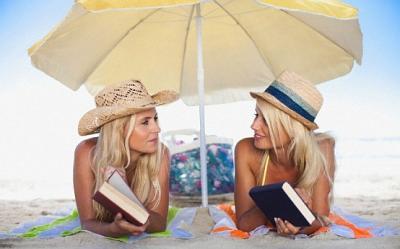 Lecturi de vacanta. Carti de citit pe plaja