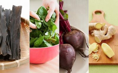 Super-alimente care iti ajuta organismul sa se vindece
