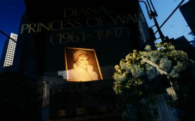 Viata printesei Diana spusa de fostul sau bodyguard, intr-un film de cinema