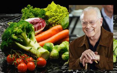 Larry Hagman trece la alimentatia vegetariana pentru a lupta impotriva cancerului