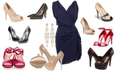 Cum sa alegi pantofii potriviti pentru o tinuta de seara