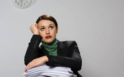 Oamenii sunt prea depresivi la locul de munca