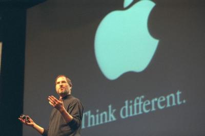 Steve Jobs, fondatorul Apple, cel mai bun manager din ultimii 20 de ani