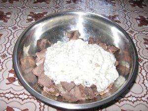 Limba cu sos alb
