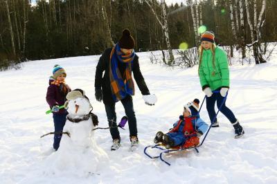Care sunt cele mai populare activitati de iarna pentru copilul tau?