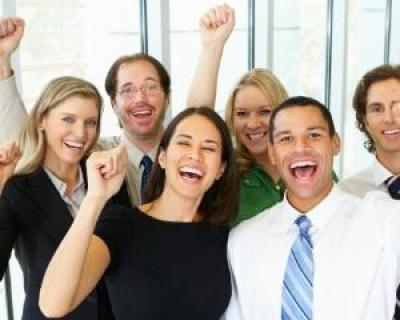 Angajatii fericiti, cu 12% mai productivi