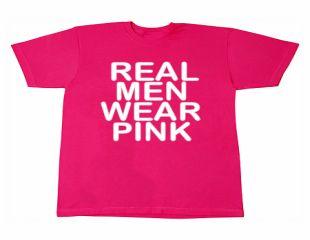 Barbatii pot purta roz?