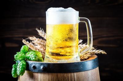 Studiu: Berea consumata moderat nu provoaca reflux gastroesofagian