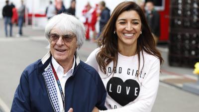 Bernie Ecclestone, tata la 89 de ani
