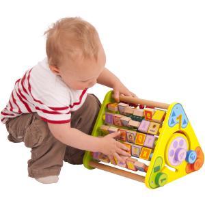 Importanta jucariilor pentru dezvoltarea copiilor pana in 3 ani