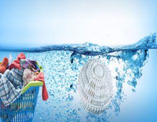 Spalare fara detergent pentru economie de energie, apa, timp