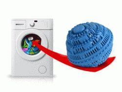Bila Ecologica pentru spalarea rufelor FARA detergent