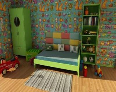 Camera copiilor mereu ordonata? Afla cele mai bune trucuri