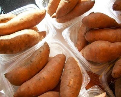 8 motive sa consumi cartofi dulci