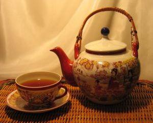 Combate balonarea cu ceai de roinita!