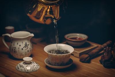 Ceai verde - 6 beneficii uimitoare pentru sanatate