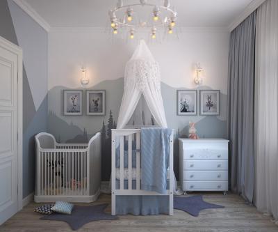 Camera copilului - ce nu trebuie sa lipseasca din amenajarea spatiului