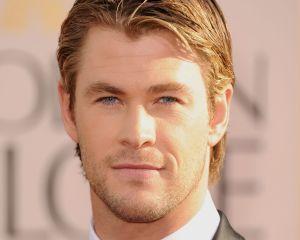 Chris Hemsworth a fost desemnat cel mai sexy barbat in viata