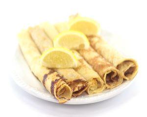 Clatite cu miere si nuci. O reteta propusa de Chef Florin Dumitrescu