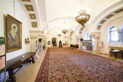 Palatul Cotroceni, deschis pentru copiii pasionati de arta