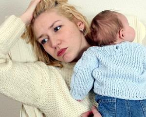 Ce este depresia postnatala si cum se trateaza