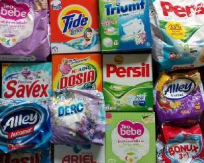 Pericolul din detergenti. Tu stii ce substante contin?