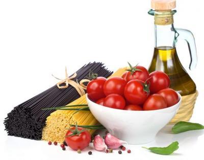 Spaghete cu ciuperci si soia - Reteta vegetariana rapida!